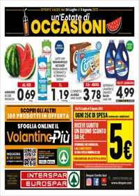 Volantino Interspar Abruzzo