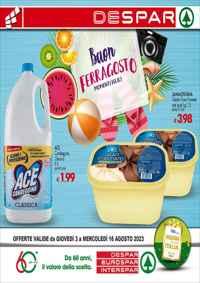 Volantino Despar Eurospar Interspar