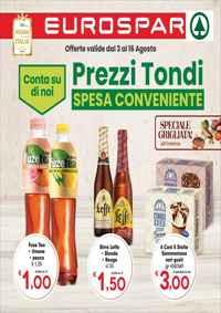Volantino Interspar Iperspar Calabria