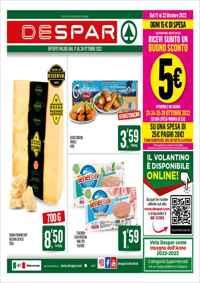 Volantino Eurospar Calabria