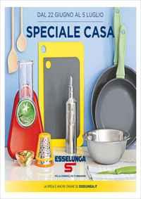 Volantino Esselunga Lombardia