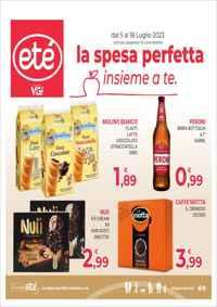 Volantino Eté supermercati