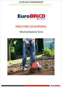 Catalogo Euro Brico Macchine da Giardino