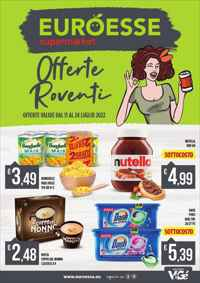 Volantino Euroesse Supermercati