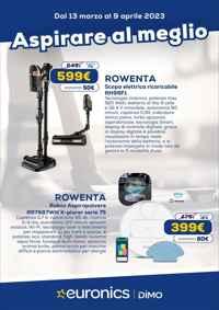 Volantino Euronics CDS