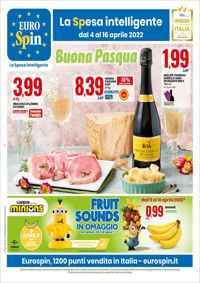 Volantino Eurospin Nord Italia