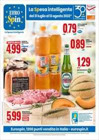 Eurospin offerte volantino nuoro