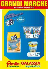 Volantino Famila A&O Nord Italia