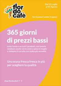 Volantino Flor do Cafe