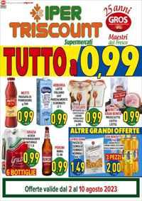 Volantino Top Supermercati