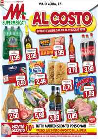 Volantino Dem Supermercati - GROS