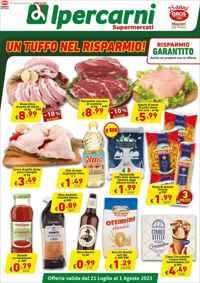Volantino Top Supermercati - GROS