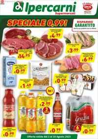 Volantino Ipercarni  - GROS
