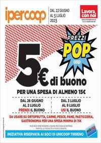 Volantino ipercoop Campania