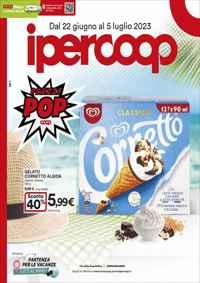 Volantino Ipercoop Emilia Romagna