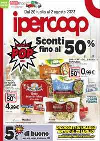 Volantino coop ipercoop Piemonte