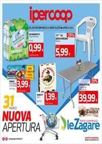 Volantino Ipercoop Lombardia - Alleanza 3.0