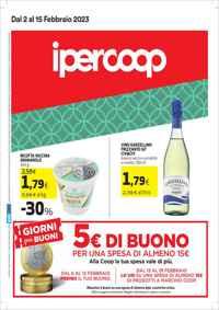 Volantino Coop Ipercoop Toscana