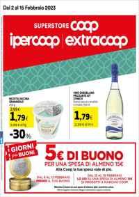 Volantino Ipercoop Friuli - Alleanza 3.0