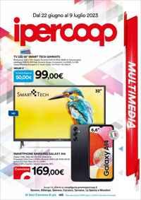 Volantino Ipercoop Lazio