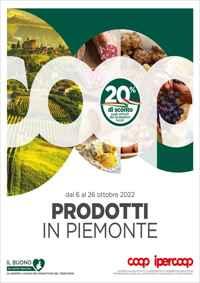 Volantino Ipercoop Coop Superstore Speciale