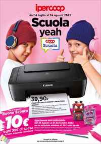 Volantino Ipercoop Alleanza 3.0