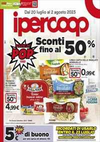 Volantino ipercoop Calabria
