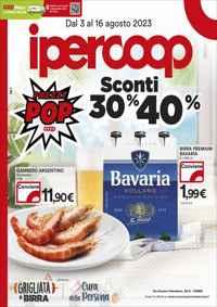 Volantino Ipercoop Centro Sud Alleanza 3.0
