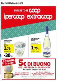 Volantino Ipercoop Emilia - Alleanza 3.0