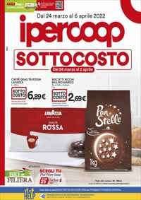 Volantino Ipercoop Livorno