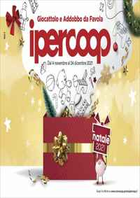 Volantino Ipercoop Coop Tireno
