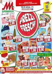 Volantino MA Supermercati - GROS