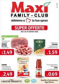 Volantino Maxi Family