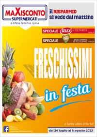 Volantino MaxiSconto