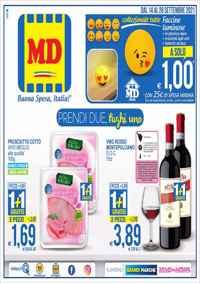 Volantini MD Discount - Volantini e Offerte Discount   MondoVolantino