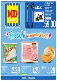 Volantino MD Discount
