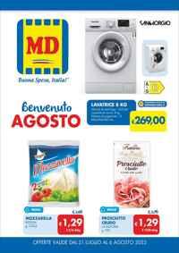Volantini MD Discount - Volantini e Offerte Discount ...