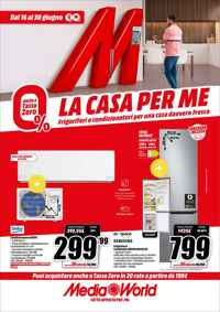 Volantino Media World