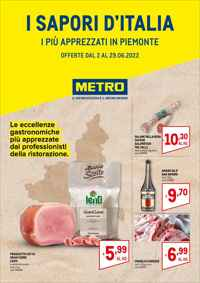 Volantino METRO Speciale PIEMONTE