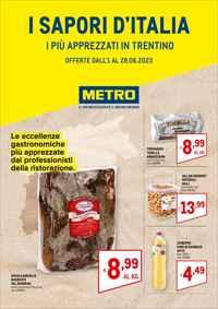 Volantino METRO Inspirations
