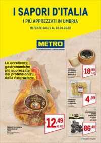 Catalogo METRO