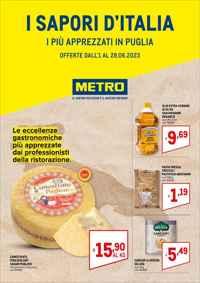 Volantino METRO Speciale PUGLIA