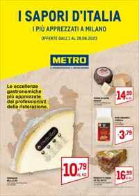 Volantino METRO Speciale LIGURIA