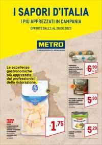 Volantino METRO Speciale CAMPANIA