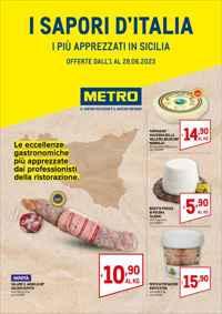 Volantino METRO Speciale SICILIA