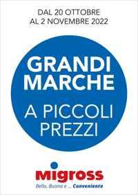 Volantino Migross Market Supermercati