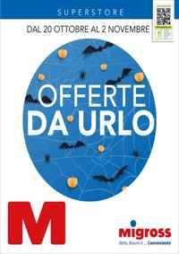 Volantino Migross Superstore