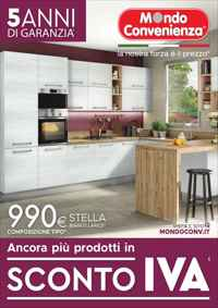 Catalogo Mondo Convenienza - Cucine