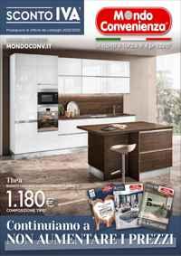 Catalogo Mondo Convenienza - Cucine - SCONTO IVA 22% | MondoVolantino