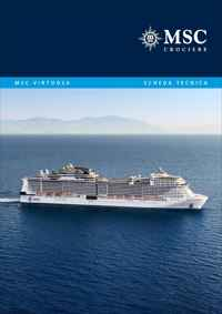 Catalogo MSC Crociere
